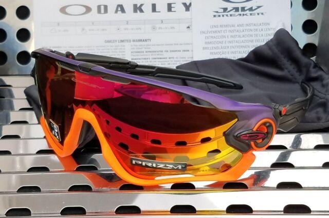 a996bd4597b New Oakley JAWBREAKER 9290-3031 Sunglasses Purple Pop Fade w Prizm Ruby