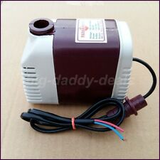 Submersible Pump Water Lifting Pump for Air Cooler, Aquarium, Fountain 20W 6'ft