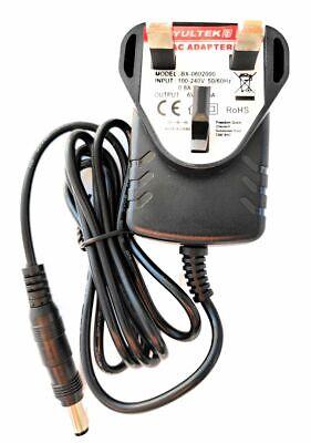 Replacement Power Supply for Pure 6V Pure Marshall Evoke 1S DAB Radio EU