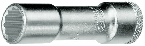 """Long 13 mm Gedore 6258760 Douille 3//8/"""""""