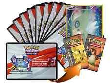 x10 Various XY Pokemon TCGO OnLine Code Karten + 1 Bonus Celebi XY111 Code