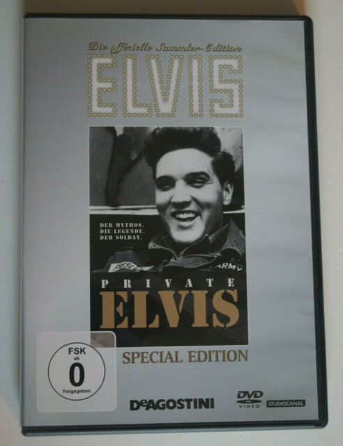 Elvis Presley - Private Elvis - SPECIAL EDITION