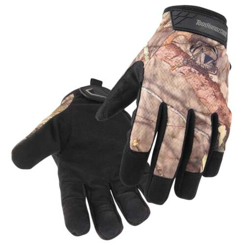 Black Stallion GX4640 Toolhandz Core Mossy Oak Mechanic/'s Gloves MED