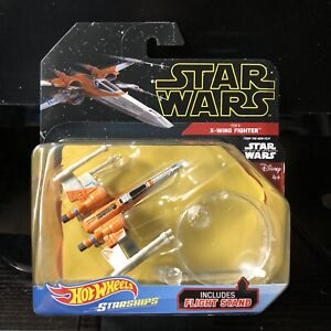 Hot Wheels Star Wars Starships Rise Of Skywalker Poe S X Wing Non Mint New 887961709445 Ebay