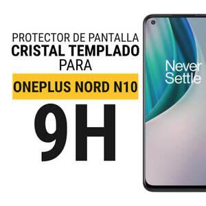 Sentete® OnePlus Nord N10 Protector de Pantalla Cristal Templado PREMIUM