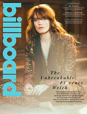 Billboard Magazine,Florence Welch Machine,Miley Cyrus,Led Zeppelin,Paul Shaffer
