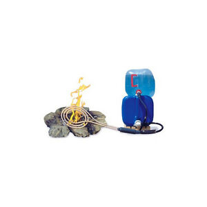 Zodi Fire Coil Mpn 7002 Hot Water With Just A Camp Fire