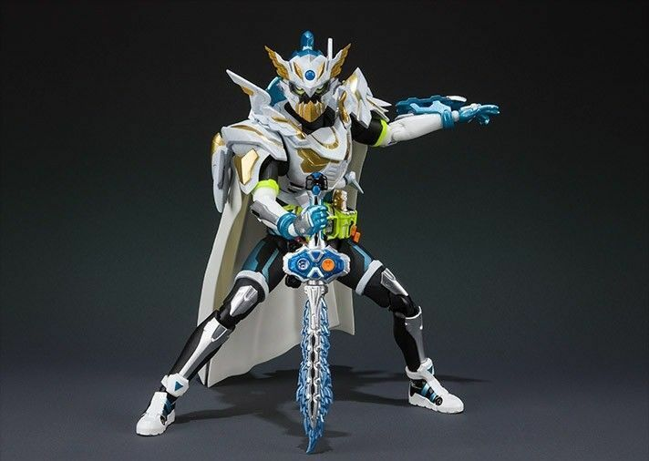 S.H.Figuarts Masked Kamen Rider EX-AID BRAVE LEGACY GAMER LEVEL 100 BANDAI NEW
