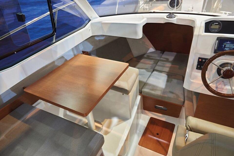 Jeanneau Merry Fisher 605 (Serie 2) m/100HK..., Motorbåd,
