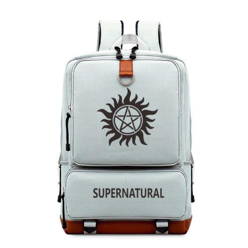 Supernatural Overwatch Schultasche Rucksack Laptoptasche Jugendliche Geschenk