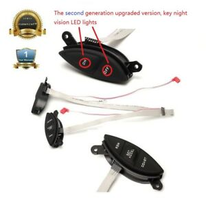 Image Is Loading Steering Wheel Cruise Control Switch Replace Kit For