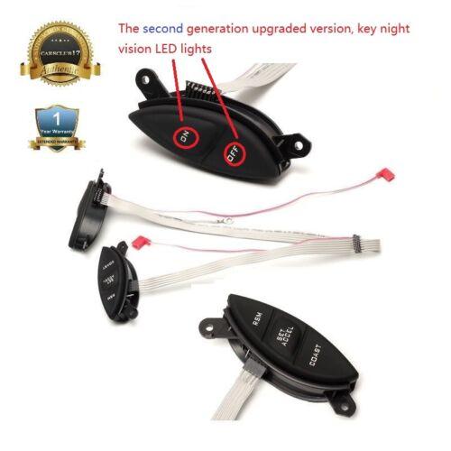 For 1998-2005 Ford Explorer Ranger Steering Wheel Cruise Control Switch Kit