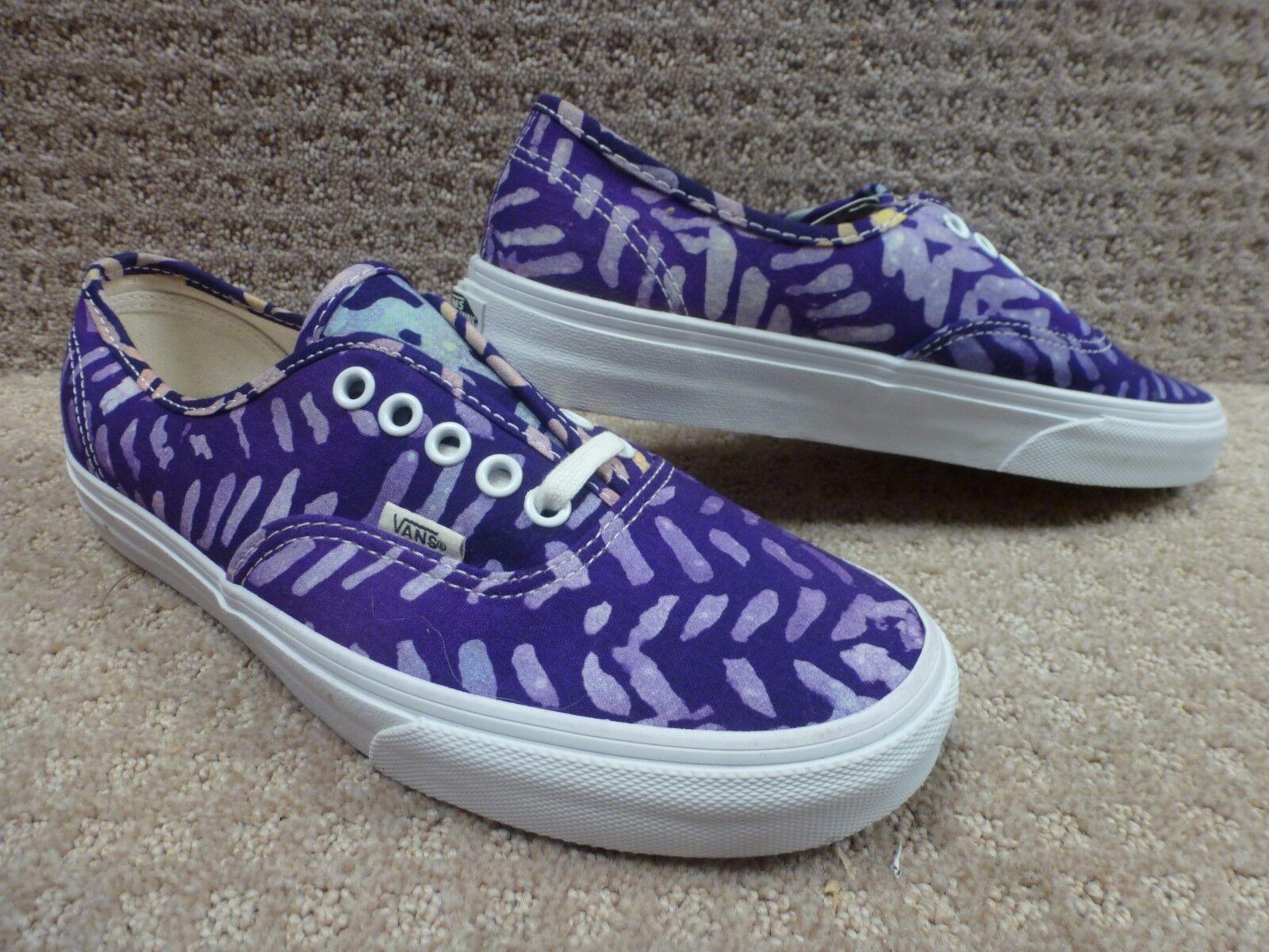 Vans Men's Batik/Multi Shoes