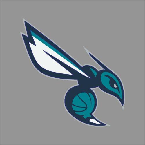 Charlotte Hornets #2 Nba Equipe Pro Sports Decalque Adesivo De Vinil Janela Do Carro Parede