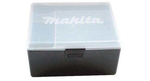 Makita Drill Bits Screwdrivers Box New Plastic 824781-0 12x10 cm