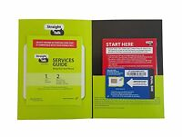 Straight Talk Sim Card (standard Size) And Activation Instructi... Free Shipping