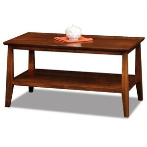 Leick Furniture 10403 Delton Condo Apartment Coffee Table