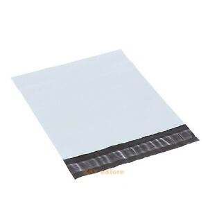 5-White-Poly-Mailers-Envelopes-Shipping-Bags-9-034-x-12-034