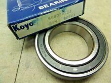 Koyo series 60062RSC3GSR