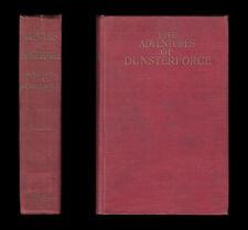 Dunsterville ADVENTURES OF DUNSTERFORCE Hamadan PERSIA Cossacks MESOPOTAMIA BAKU