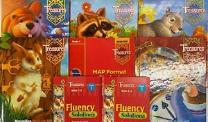 Grade-1-Macmillan-McGraw-Hill-Treasures-Reading-Curriculum-1st-Homeschool-Bundle