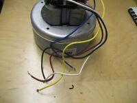 Vacuum Cleaner Motor For Filter Queen 5 Wire