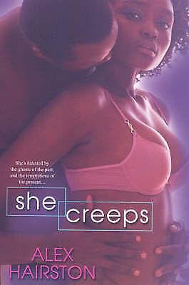 She Creeps, Hairston, Alex, Used; Good Book