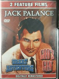 Great Adventure - Gods Gun (DVD, double feature)