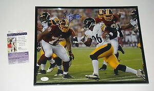 Pittsburgh Steelers Le Veon Bell Signed Color Action 11x14 Photo ... ce0ea980e