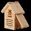 Indexbild 6 - Marienkäferhaus aus Holz mit Silhouette, Insektenhotel, Insektenhaus