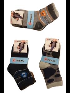 Lot 12 paires  chaussettes garçon coton à motif chatMulticolore
