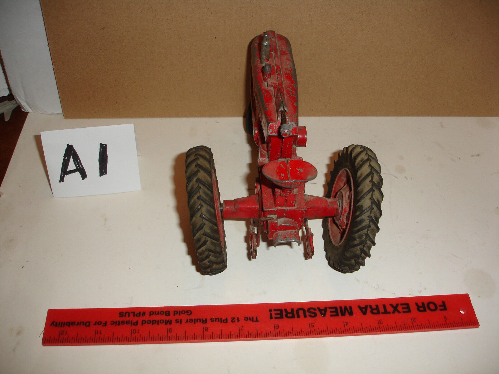 1 16  Landwirtschaftall 400 Spielzeug tractor Jahr