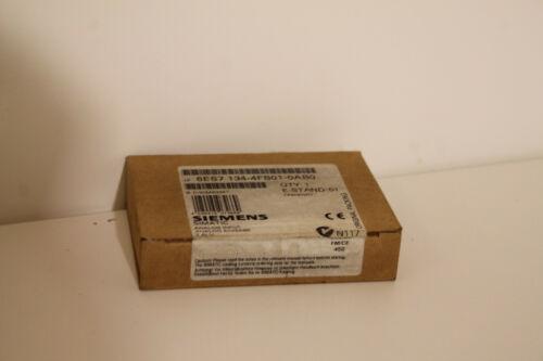 Siemens 6ES7134-4FB01-0AB0 Analog Input NEW