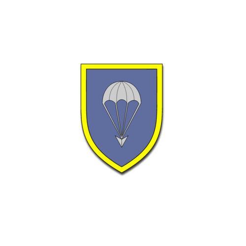 5 cm #a4824 Autocollant llbrig 27 en Torche Armée Parachutiste 9x6