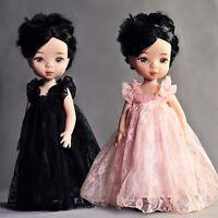 1/3 BJD Doll SD Dollfie DZ DOD LUTS  Dancer Clothes Outfit Colorful Girls' Dress