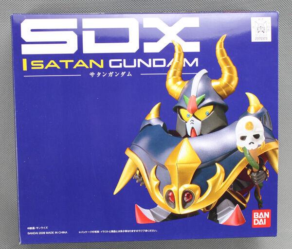 Bandai SDX Satan Gundam Action Figure