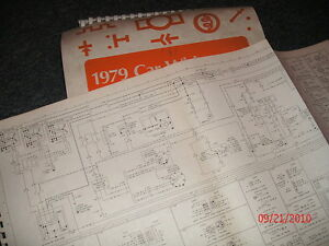 image is loading 1979-lincoln-mark-v-factory-oversized-wiring-diagrams-