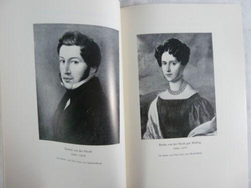 Nachkommen des Daniel von der Heydt und seiner Frau Bertha Wülfing 1967