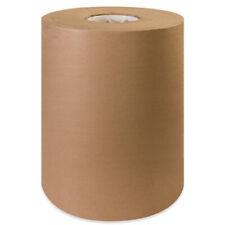 12 50 Lb Kraft Paper Rolls 1 Roll