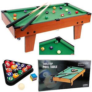 Tisch-Billard Kinder Billardtisch Billardtisch Spielzeug Sportspiel Spiele HL05