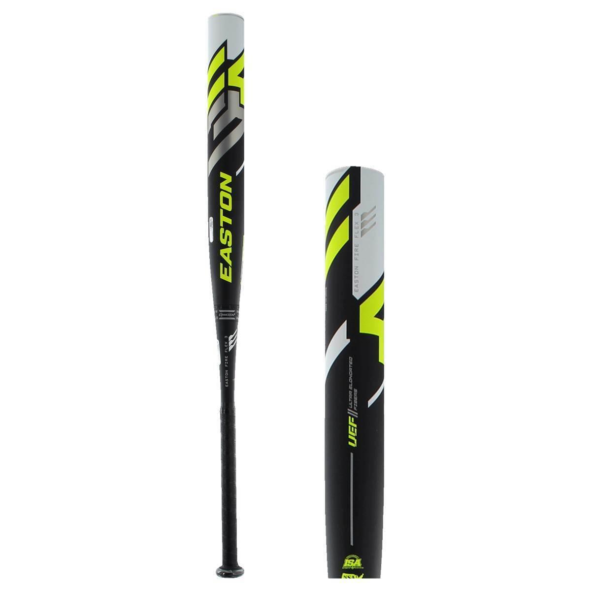 2019 fuego Easton Flex 3 13.5  Slowpitch Bat usssa Cochegado SP19FF3L 34 26