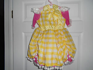 image is loading lalaloopsy deluxe crumbs sugar cookie dress halloween costume