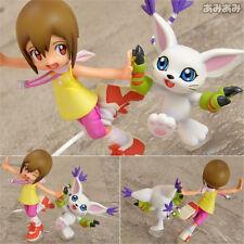 "GEM Digital Monster Digimon Yagami Hikari Tailmon 3.7"" Anime PVC Figure Figurine"