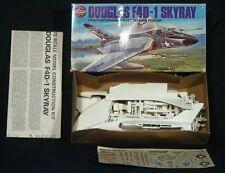 Douglas F4D-1 Skyray ~ 1/72 Airfix ~ MIB ~ # 3027 ~ Nice ~ Marines Navy Decals