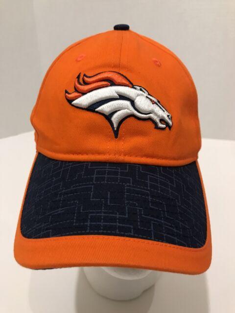 the best attitude 72518 cff59 Denver Broncos New Era WOMEN s Orange Preferred Pick 9TWENTY Adjustable Hat