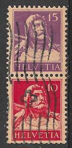 Switzerland stamps Zst Z3 CANC VF