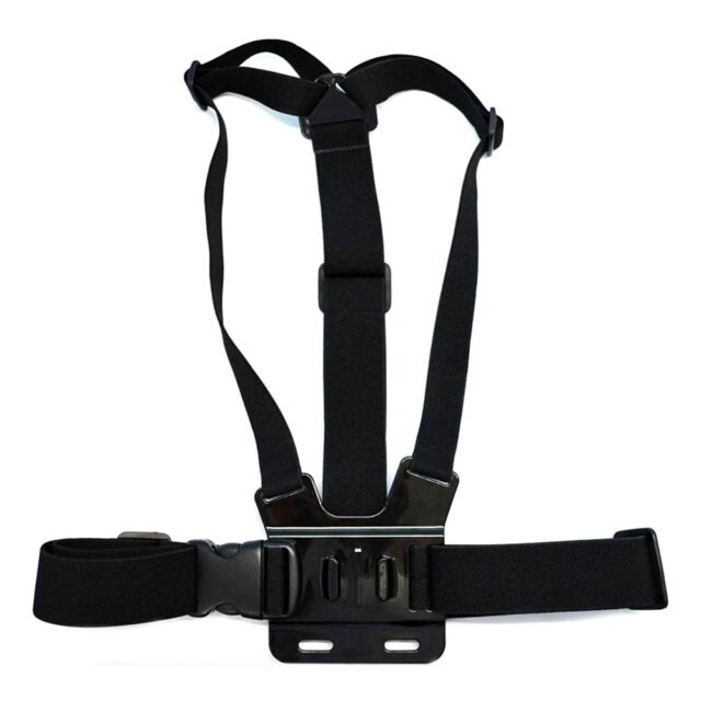 Adjustable Body Harness Chest Belt Strap Mount Accessory For SJ4000 E