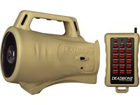 Foxpro Deadbone Predator Coyote Game Call With Remote Authorized Dealer