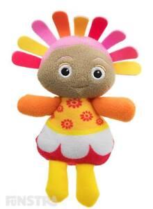 Upsy-Daisy-Plush-Toy-Rag-Doll-Soft-Toy-In-the-Night-Garden-Beanie-Plushy