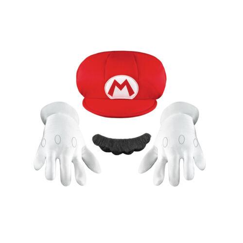 Child Super Mario Bros Mario Accessory Kit